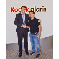 2015 - Khue Tu at Kodak Singapore Office